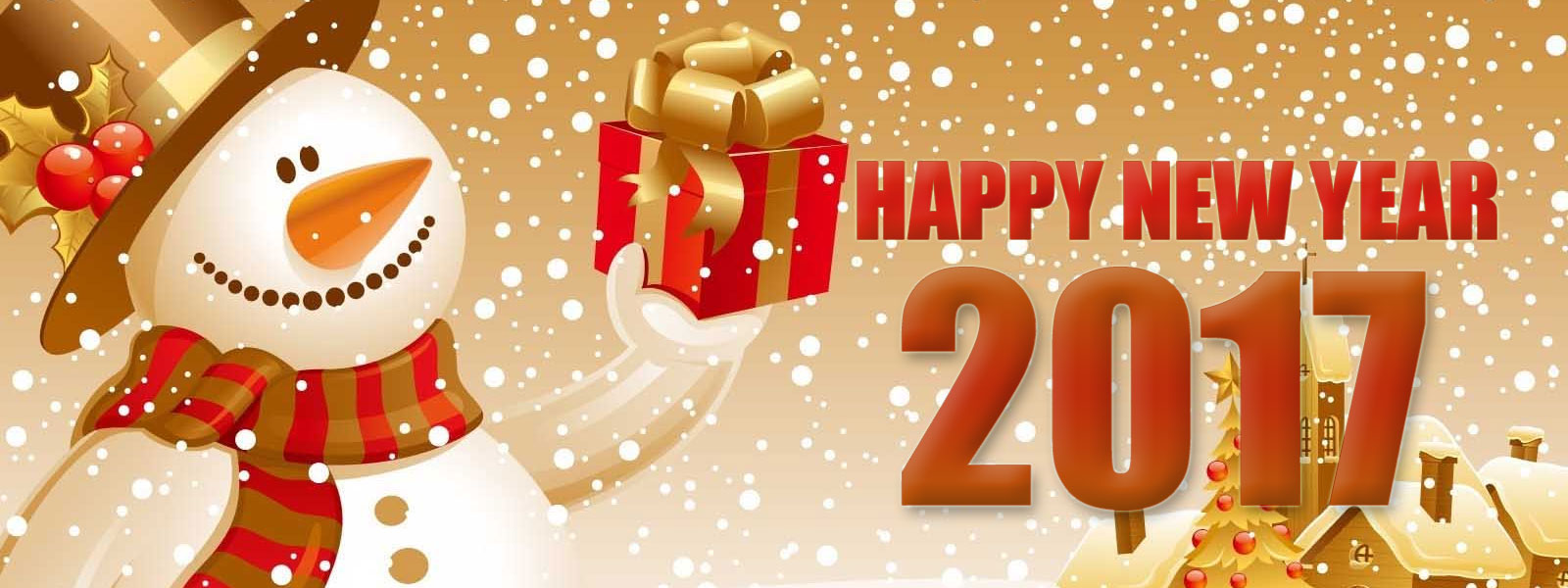 A Very Happy New Year 2017 To All